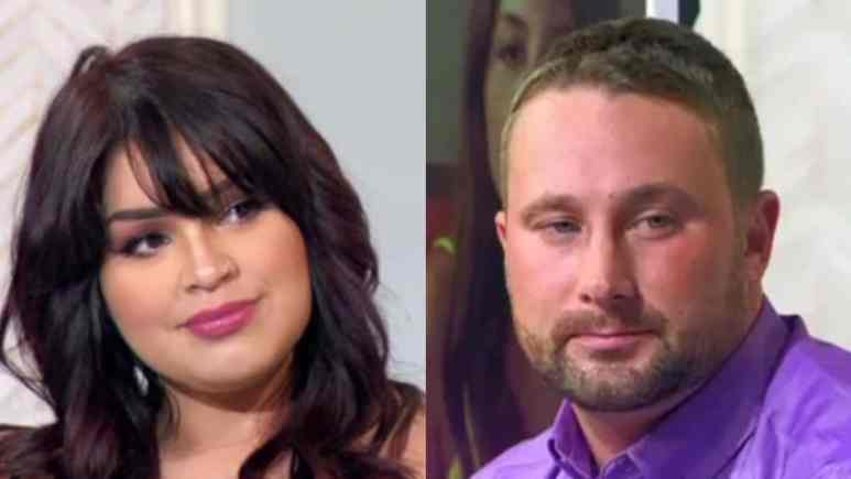 Tiffany Franco and Corey Rathgeber from 90 Day Fiance The Other Way