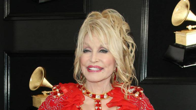 Dolly Parton is worth $600 million in 2019.
