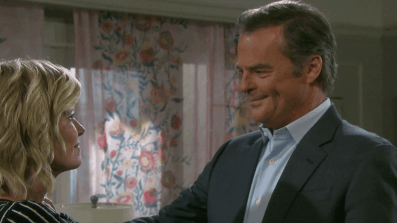 Mary Beth Evans dishes Justin and Kayla pairing on Days of our Lives.