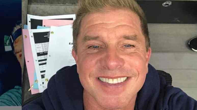 Actor Kenny Johnson