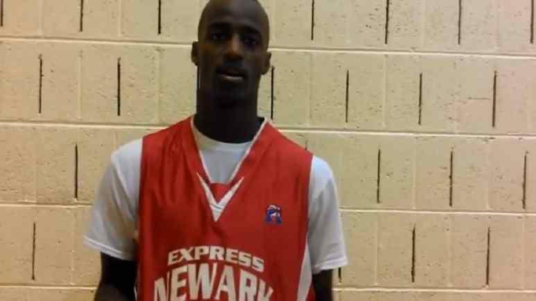 Keon Lawrence, former Seton Hall Pirates player