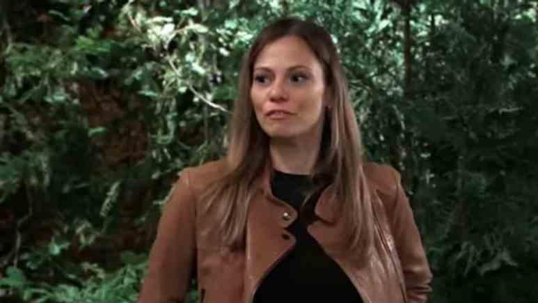 Tamara Braun as Kim on General Hospital.
