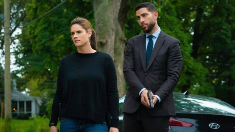 Maggie And OA New FBI