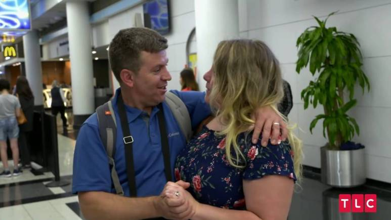 Mursel and Anna on 90 Day Fiance