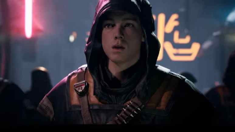 Cal Kestis in Star Wars Jedi: Fallen Order