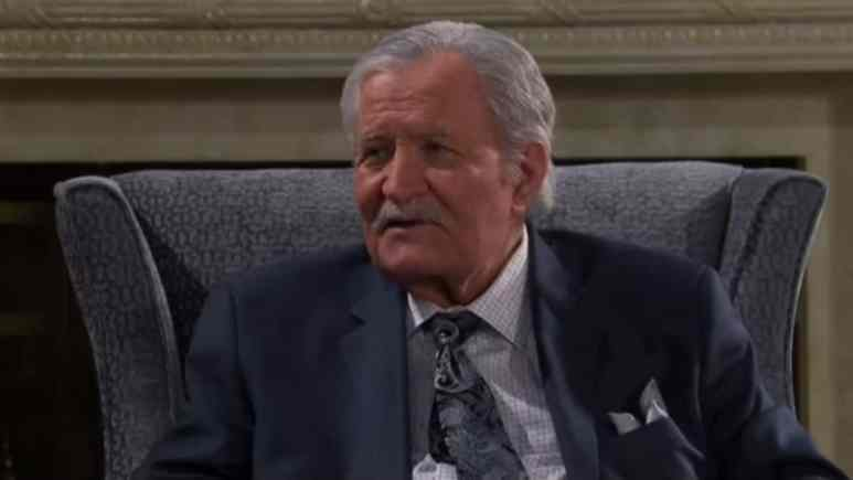 Victor on Days of our Lives.