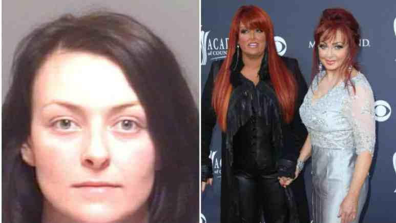 Grace Pauline Kelly is Wynonna Judd's daughter.