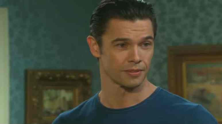 Paul Telfer as Xander on Days of our Lives.