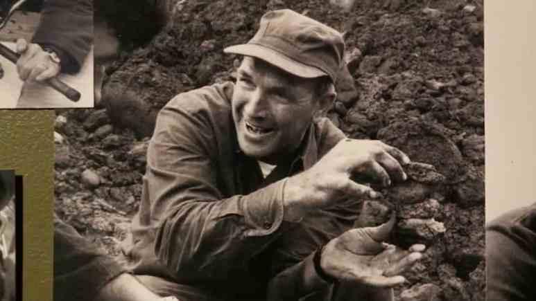 Historic photo of Dan Blankenship