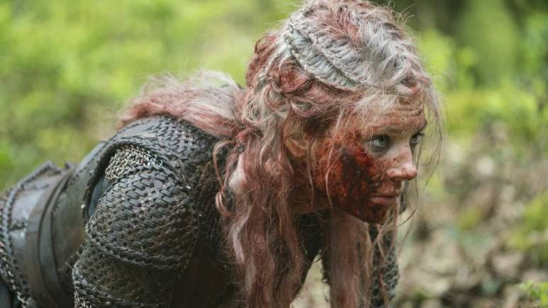 Katheryn Winnick as Lagertha on Vikings