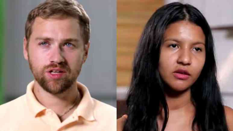 Paul Staehle and Karine Martins on 90 Day Fiance The Other Way