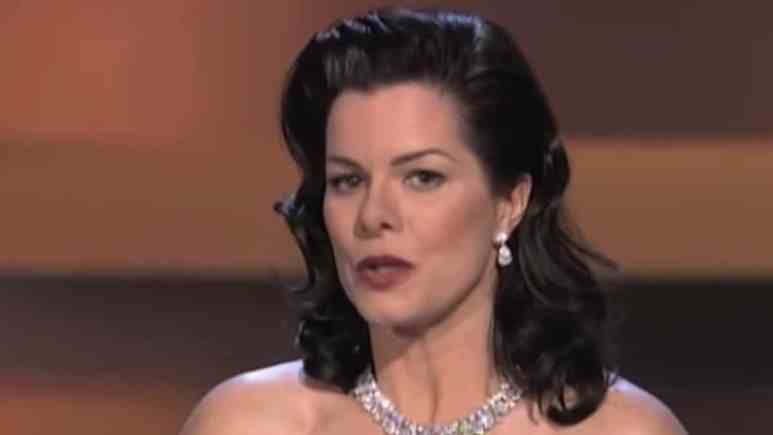 who is marcia gay harden on the morning show apple tv plus