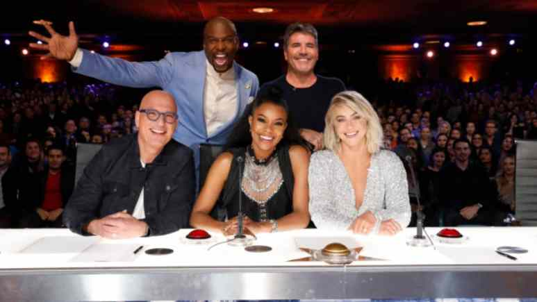 Who is replacing Gabriel Union and Julianne Hough for America's Got Talent: The Champions