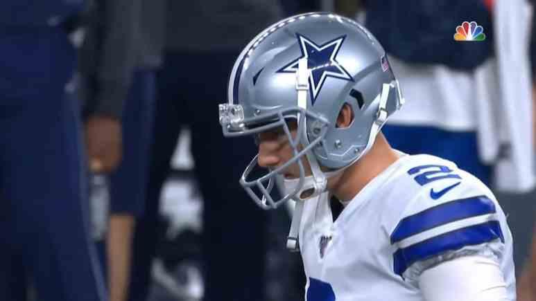Dallas Cowboys release kicker Brett Maher after missing kicks in last two losses