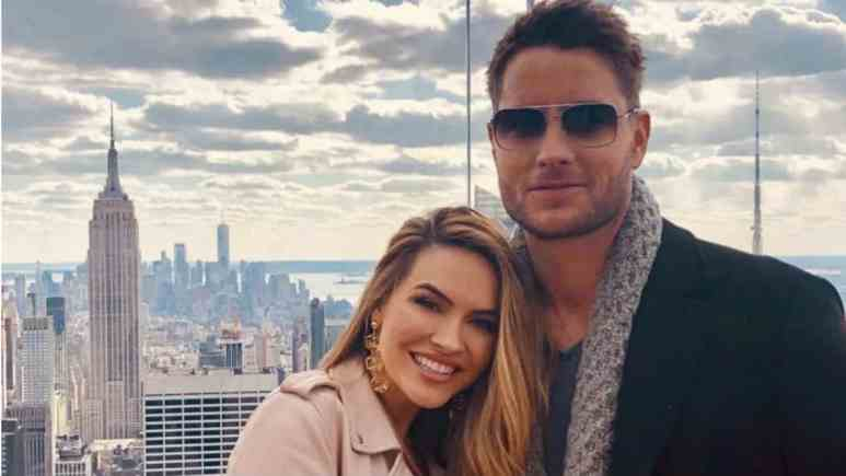 Chrishell Hartley and Justin Hartley divorce update.