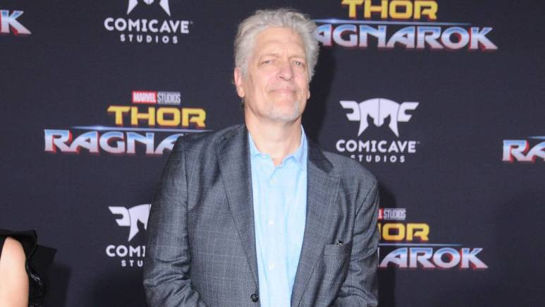Actor and voice artist Clancy Brown