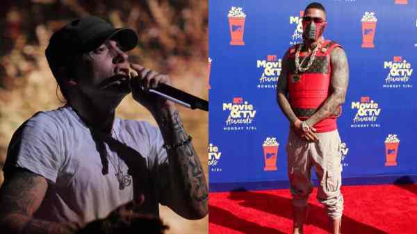 Nick Cannon claps back at Eminem after diss track, Eminem responds with classic rebuttal