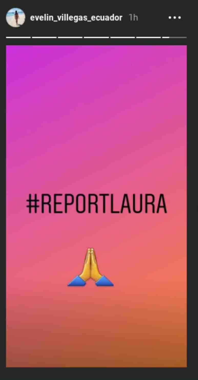 Evelin wants 90 Day Fiance fans to report Laura