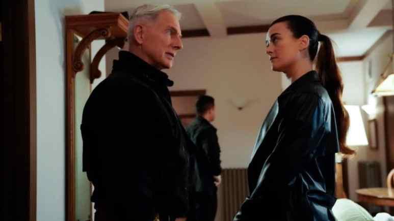 Gibbs And Ziva