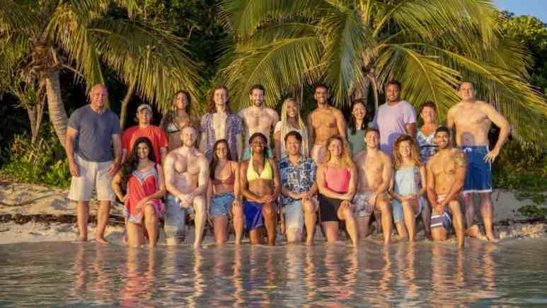 Island of the Idols cast