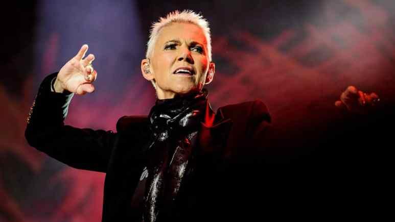 Roxette's Marie Fredriksson