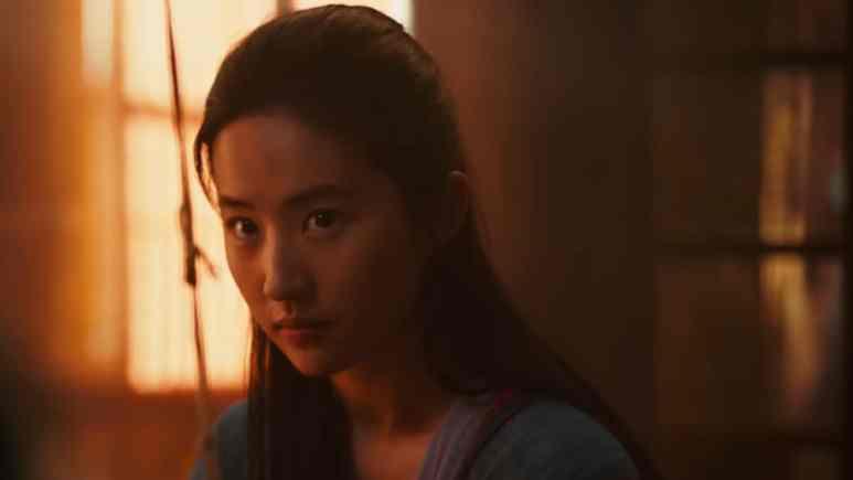 Mulan Trailer Image