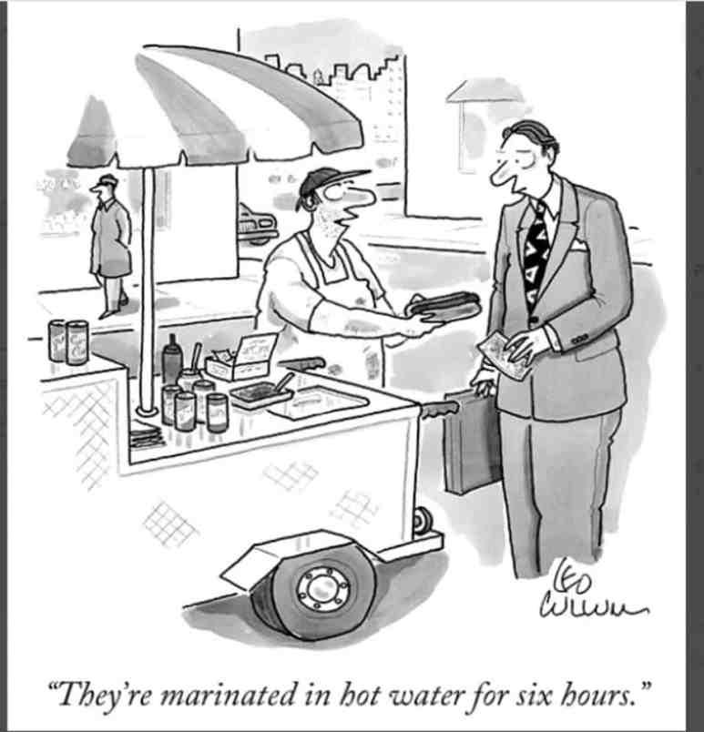 A New Yorker cartoon