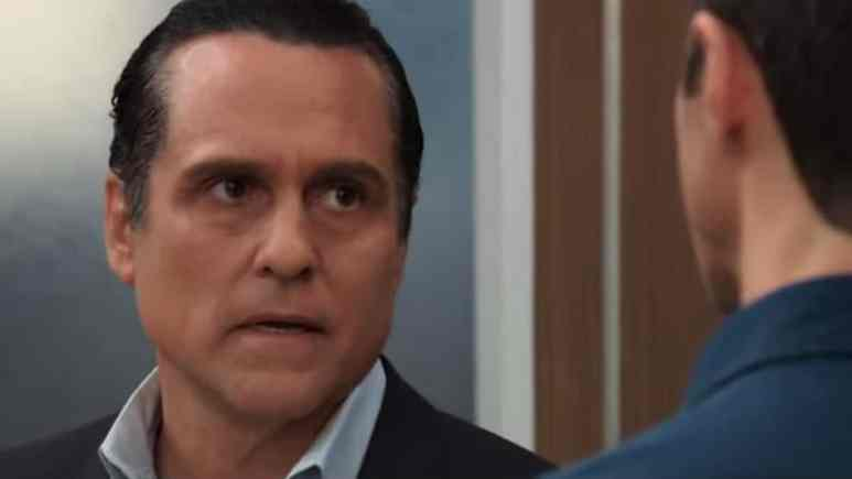 Maurice Benard as Sonny Corinthos on General Hospital.