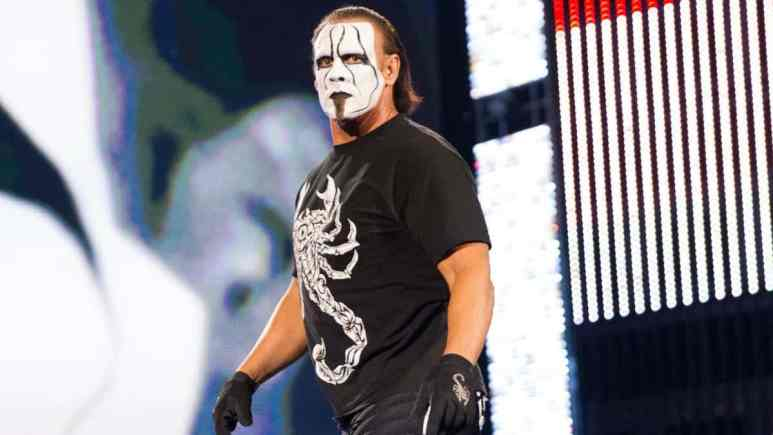 Sting wants to come out of retirement for one big WWE match