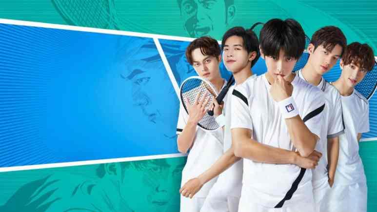 The Prince of Tennis -- MTJ