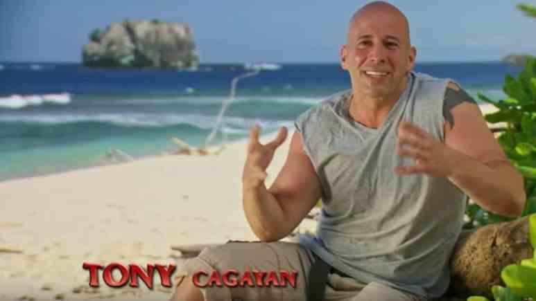 Tony Survivor 40