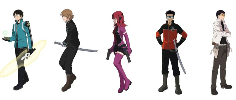 World Trigger 2 Characters