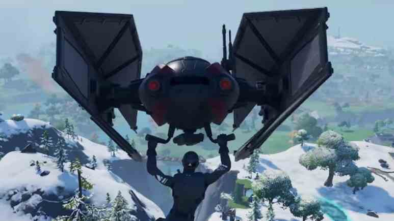 fortnite star wars event brings problems for many gamers