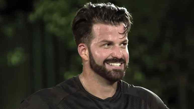 johnny bananas of mtv the challenge war of the worlds 2