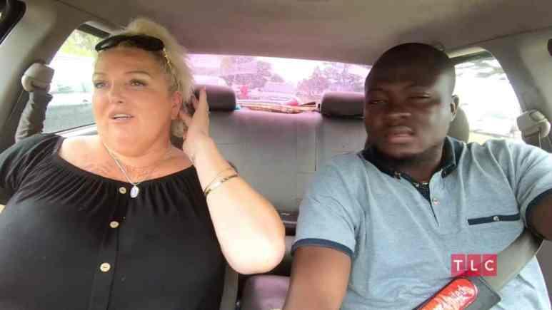 Angela Deem and Michael Ilesanmi on 90 Day Fiance
