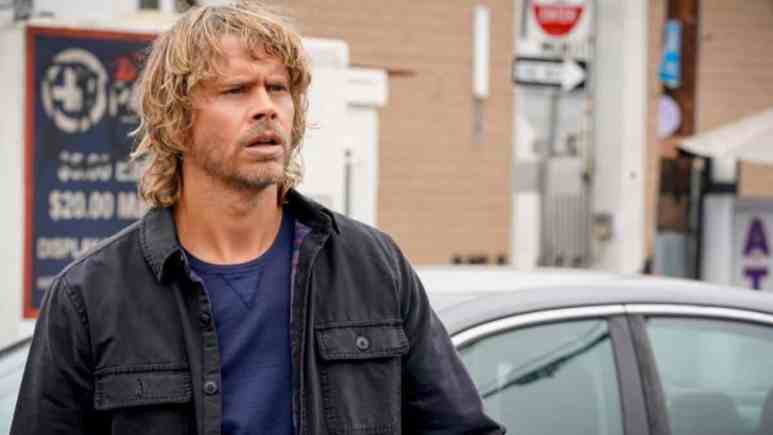 Deeks on NCIS: Los Angeles