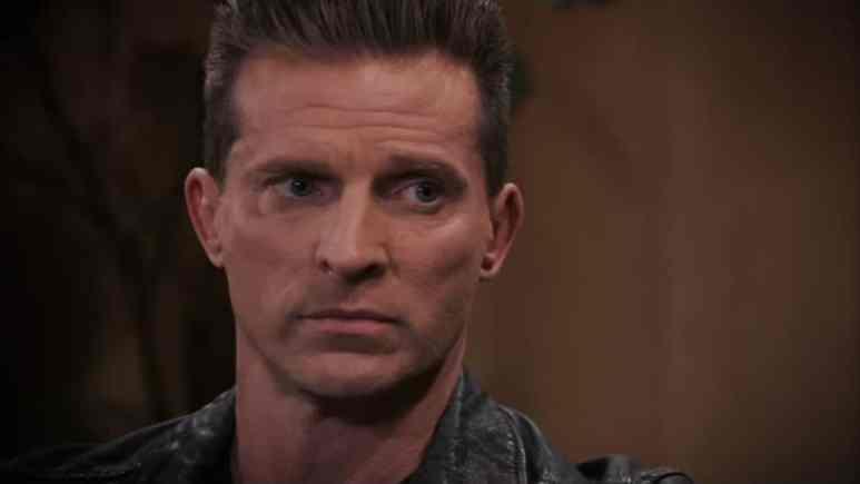 Steve Burton as Jason on General Hospital.