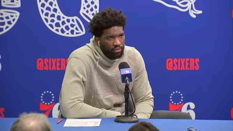 Joel Embiid injury update: What is a torn radial collateral ligament?