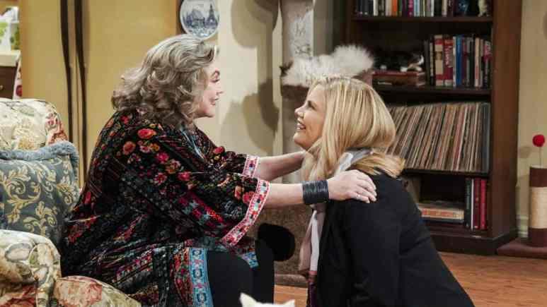 Kathleen Turner guest-starred on Mom.