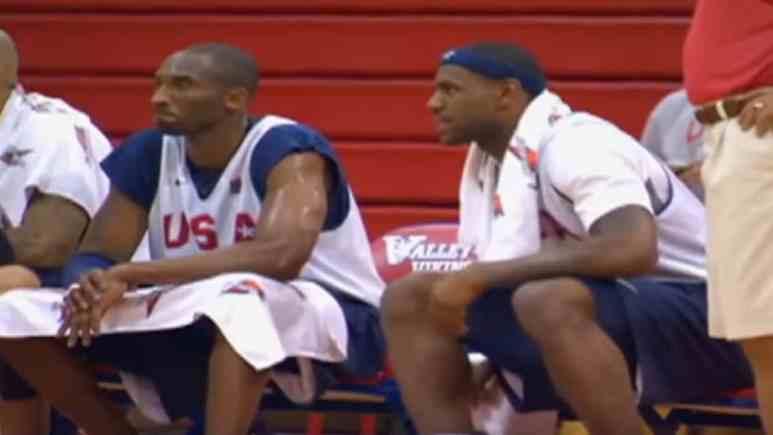 Kobe And LeBron