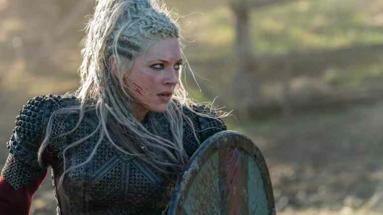 Katheryn Winnick stars as Lagertha