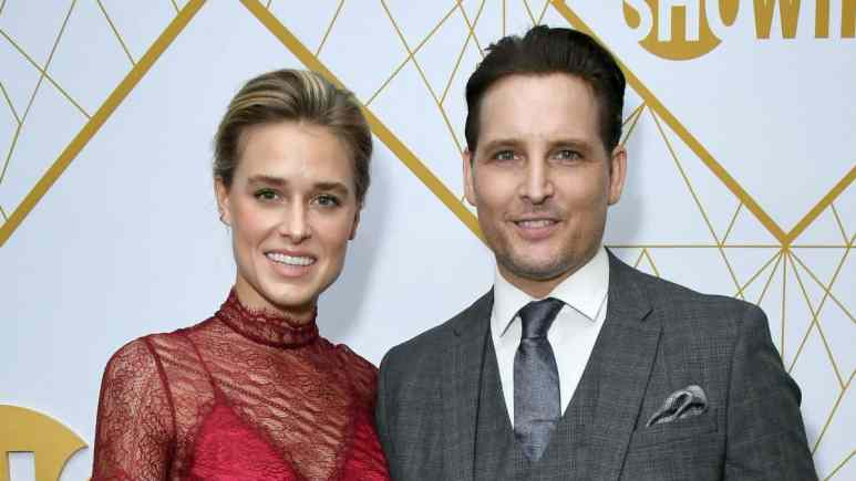Peter Facinelli is engaged to Lily Anne Harrison.