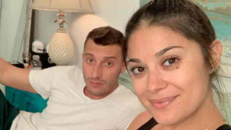 Alex and Loren Brovarnik from 90 Day Fiance