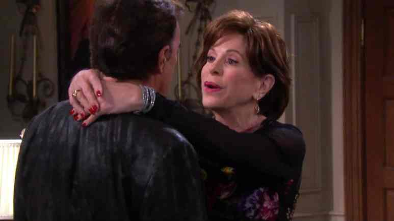 Louise Sorel is back on Days of our Lives.