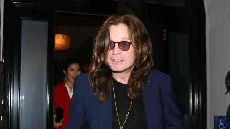 Ozzy Osbourne death report rumors are false.
