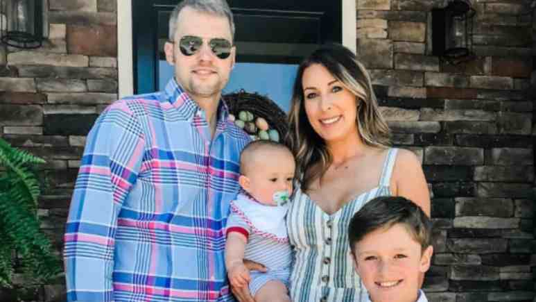 Mackenzie and Ryan Edwards' family