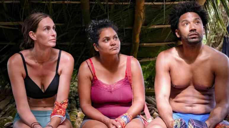 Survivor 40 Trio