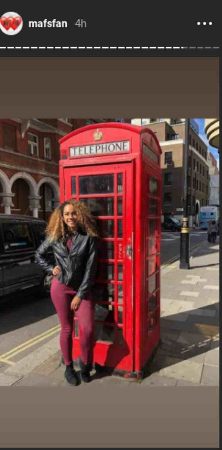 Taylor in London