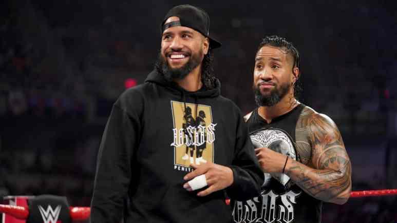 The Usos make their WWE return on SmackDown on Fox