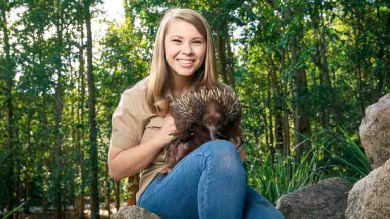 Bindi Irwin is at the forefront of stars using their fame to call attention for aid to Australia during this escalating fire crisis. Pic credit: Discovery